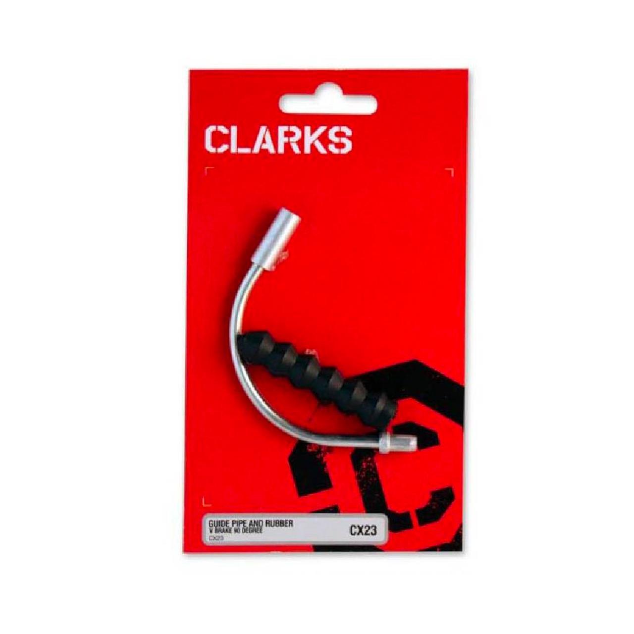 Clarks Guide Pipe & Boot - 90 Deg