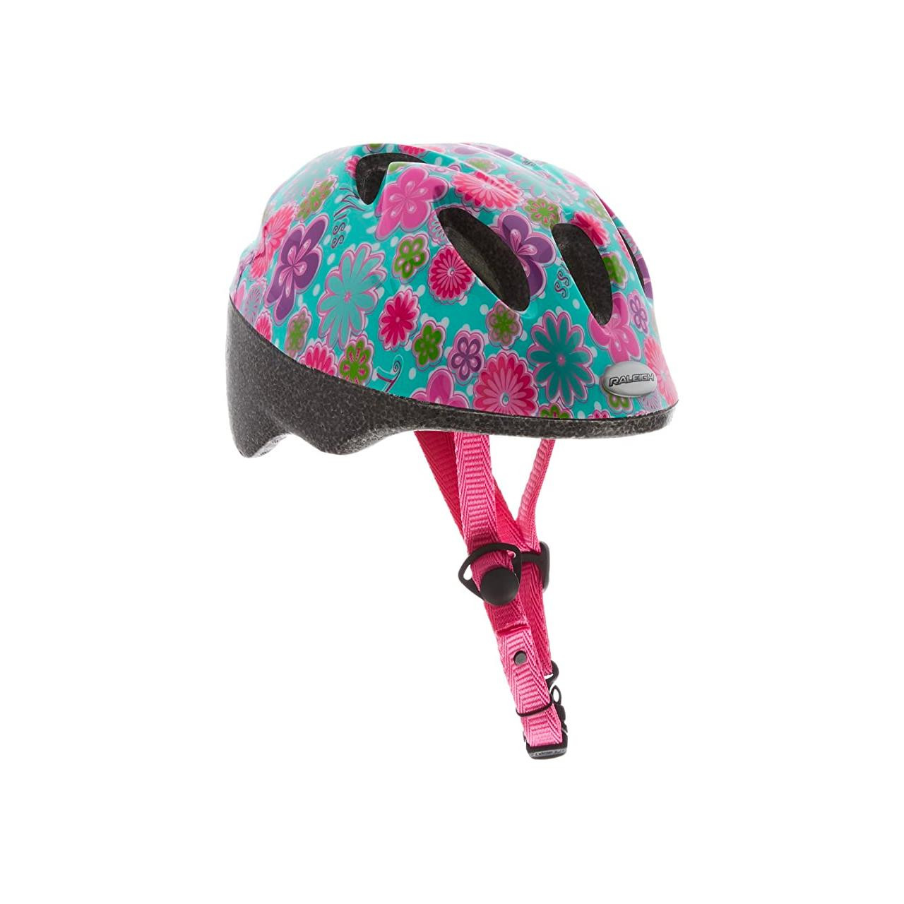 Raleigh Rascal Mini Miss Kids Cycle Helmet (44-50cm)