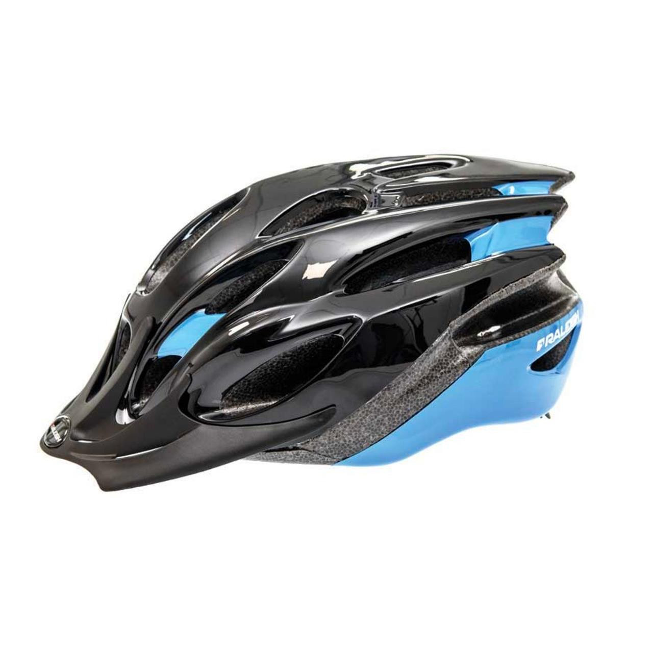 Raleigh Mission EVO - (Black and Blue, 58-62cm)