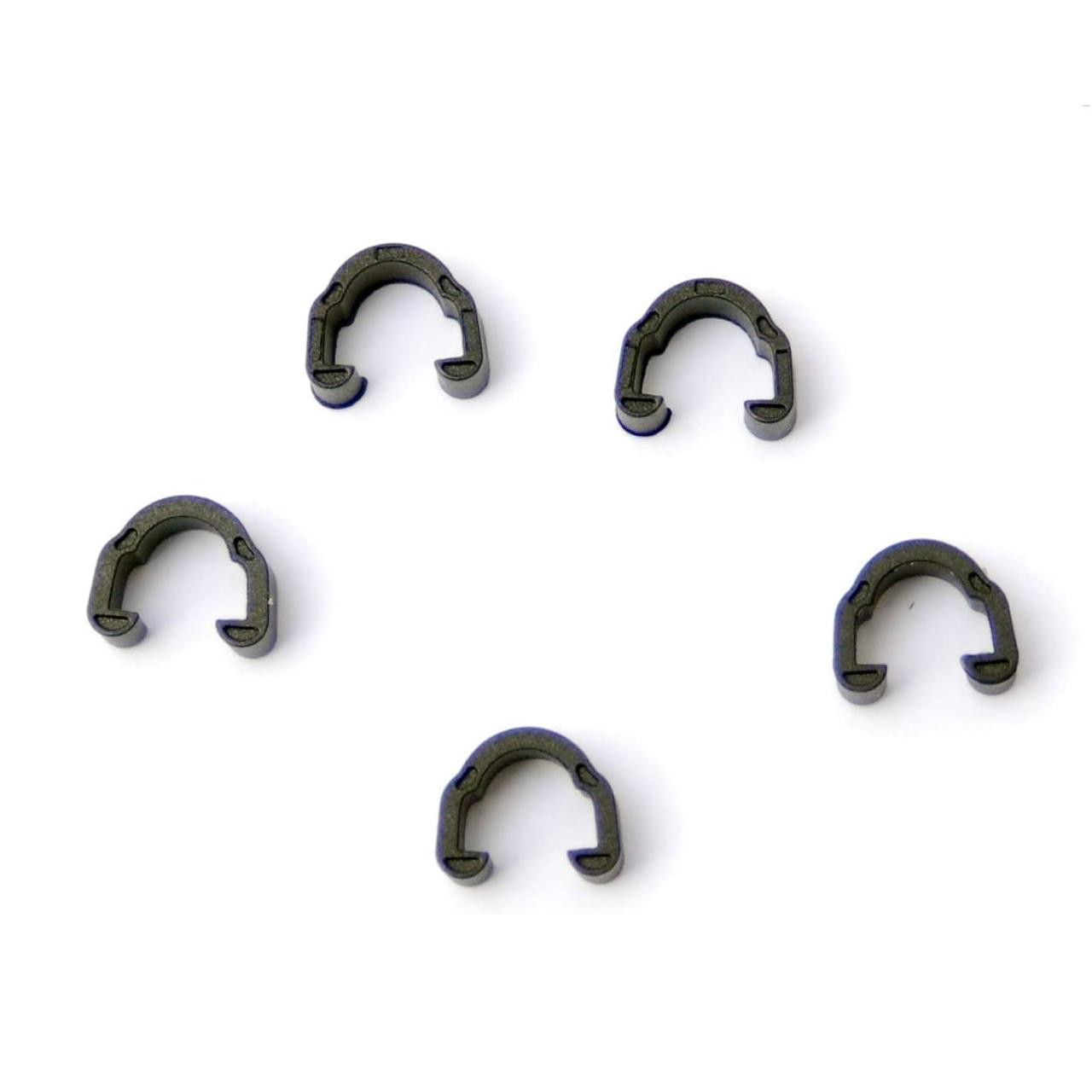 Weldtite Disc Brake Hose Clips (Pack of 5)