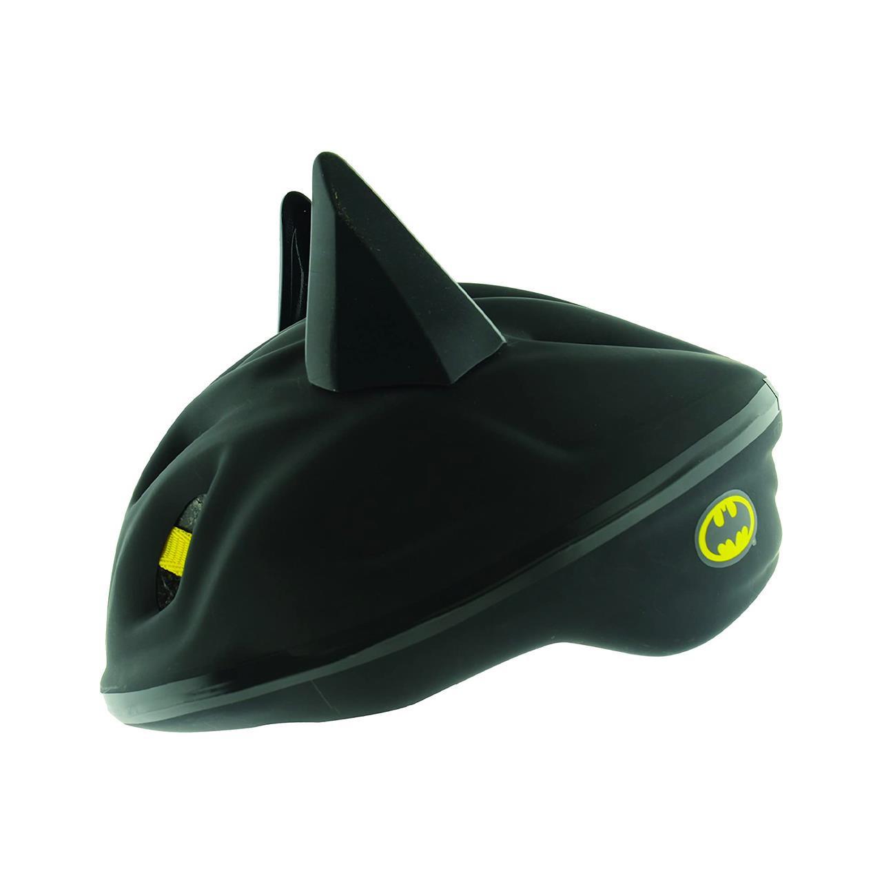 Batman Boys' 3D Safety Helmet (53-56cm)