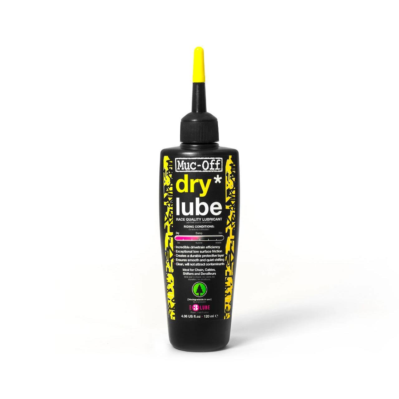 Muc-Off Dry Lube (120 ml)