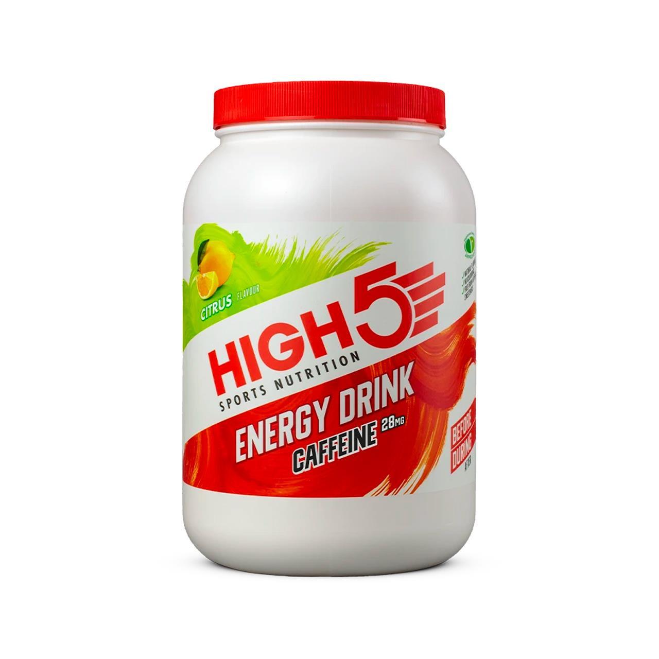 High5 Energy Drink Caffeine (Citrus, 2.2kg)
