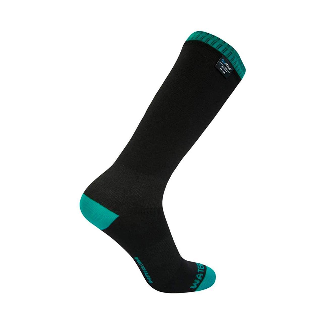 DexShell Wading Sock (Sea Green, Small)