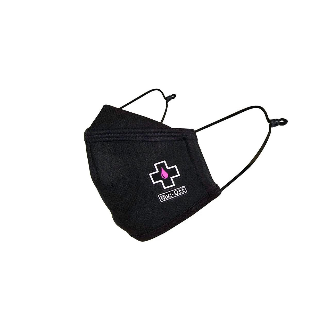 Muc-Off Reusable Face Mask Dr X Black (Kids)