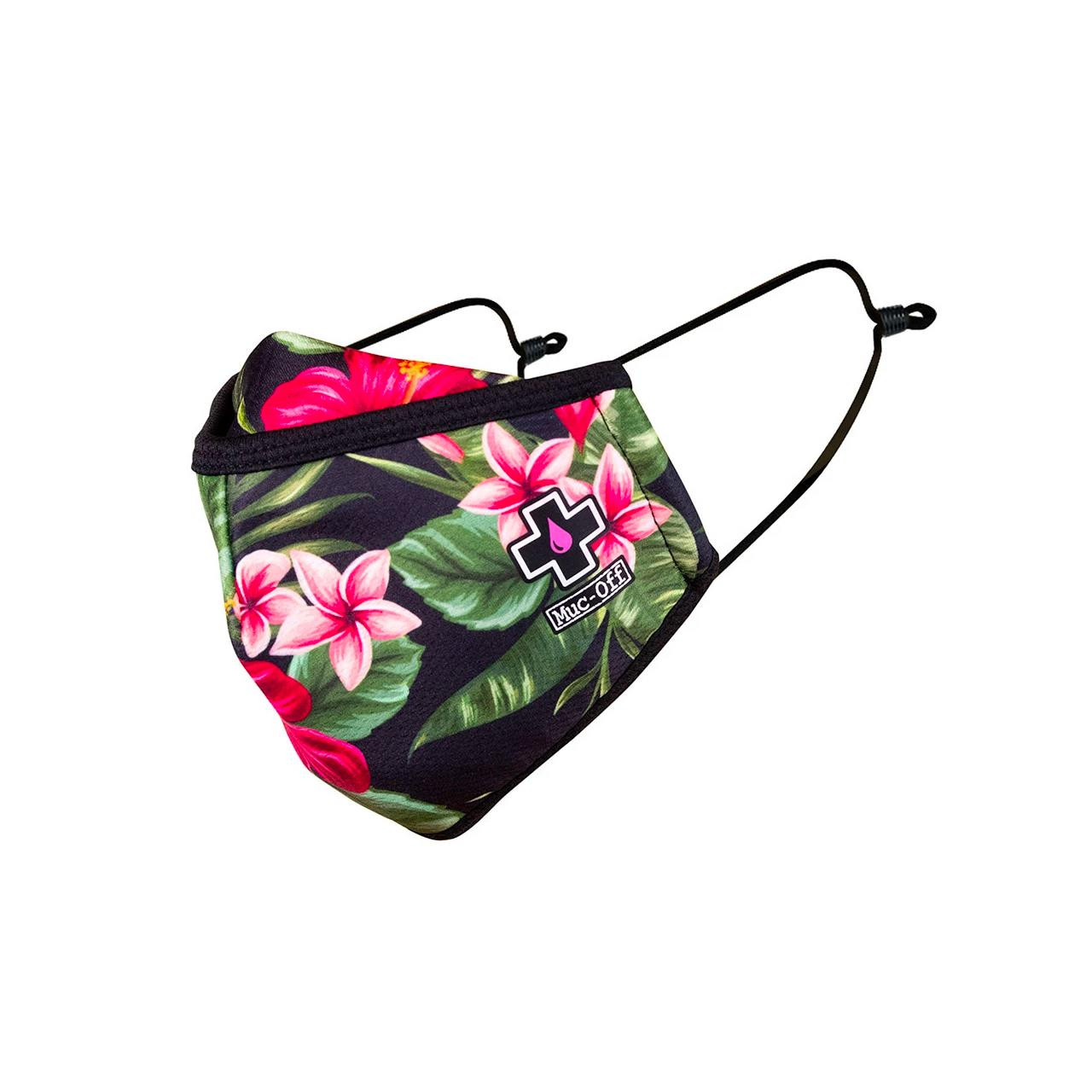 Muc-Off Reusable Face Mask (Aloha, Large)
