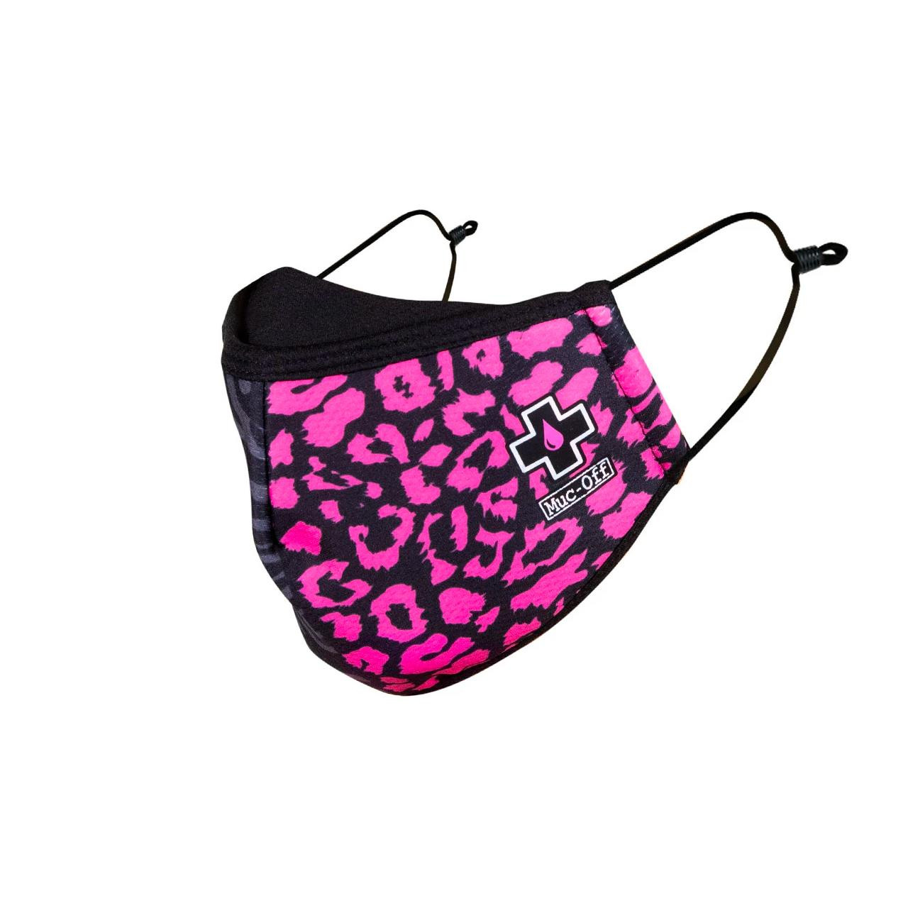 Muc-Off Reusable Face Mask (Animal, Large)