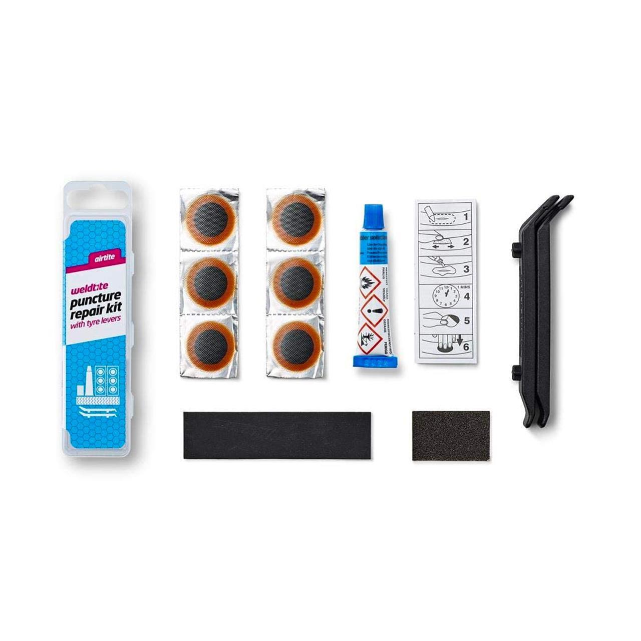 Weldtite Puncture repair kit & Tools