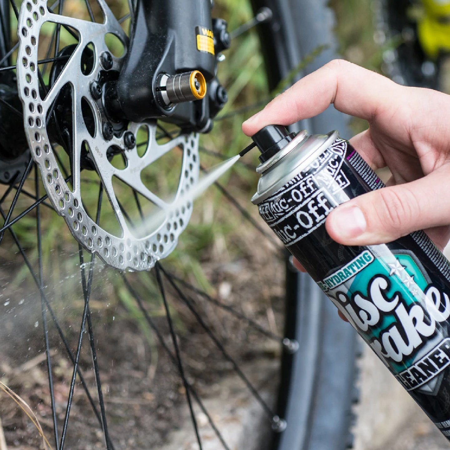 Bike Cleaning Products