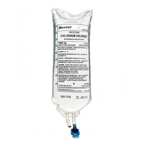 Normal Saline .9% Sodium Chloride