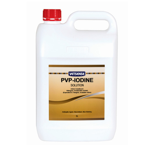 Pvp Iodine Solution