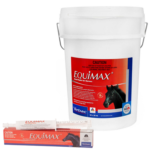 Equimax Worming Paste