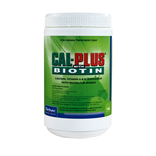 Cal Plus With Biotin