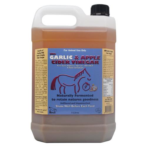 Garlic Apple Cider Vinegar