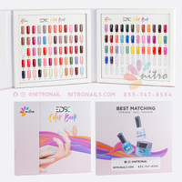 EDSC Sample Tip Color Book