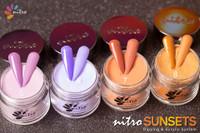 Nitro Sunsets Dipping Powder - Set of 12