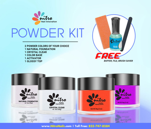 Nitro Powder Kit