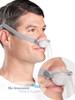 ResMed AirFit P10 Nasal Pillow CPAP Mask with Headgear