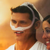 Philips Respironics DreamWear Under the Nose Nasal Mask with Headgear 1116700