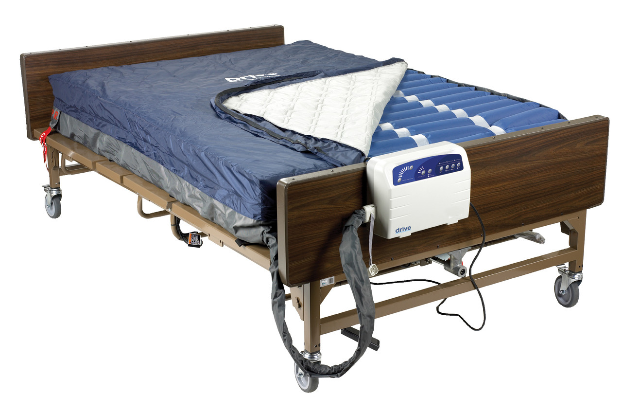 Med Aire Plus Bariatric Heavy Duty Low Air Loss Mattress Replacement
