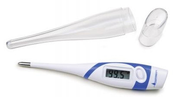 Dual Scale Flexible Tip Digital Thermometer