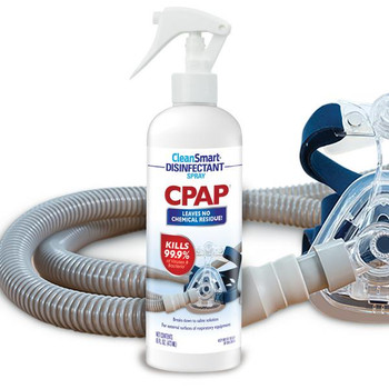CleanSmart CPAP Disinfectant Spray