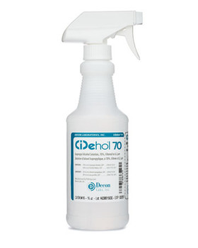 CiDehol ST 70% Surface Disinfectant Cleaner - 16 oz
