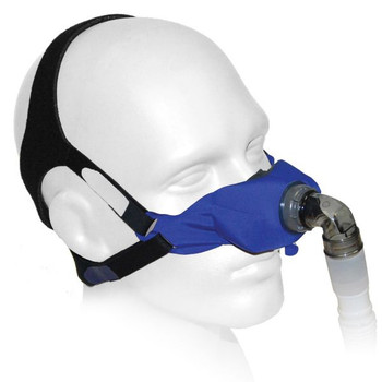 SleepWeaver Elan Cloth Nasal Skin Friendly CPAP Mask