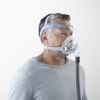 Fisher & Paykel Vitera Full Face CPAP Mask with Headgear FitPack