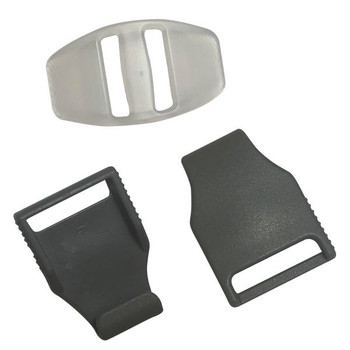 Fisher & Paykel Simplus CPAP Mask Headgear Clips & Buckle