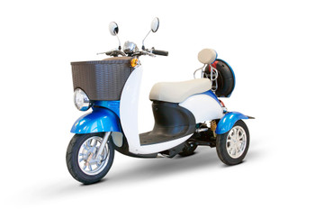 EWheels EW-11 Euro Style 3 Wheel Electric Scooter