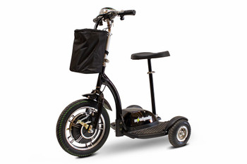 EWheels EW-18 Stand-N-Ride 3 Wheel Electric Scooter