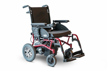 EWheels Medical EW-M47 Folding Electric Power Wheelchair