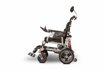 EWheels Medical EW-M49 Smart Folding Electric Power Wheelchair