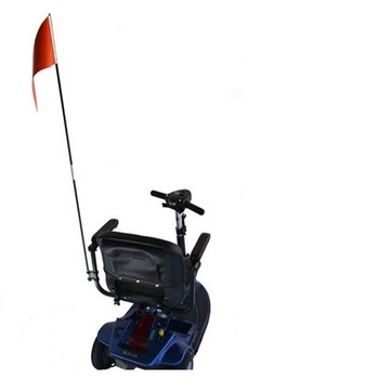 EWheels Flag with Mounting Hardware
