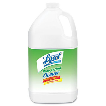 Lysol Pine Action Professional Surface Disinfectant Cleaner - 1 gal
