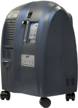 AirSep Caire Companion 5 Home Oxygen Concentrator System - Refurbished
