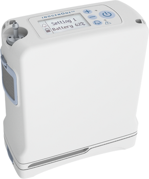 Inogen One G4 Portable Oxygen Concentrator - Certified Pre-Owned