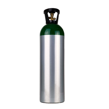Catalina M60 Portable Oxygen Cylinder with Valve & Carry Handle