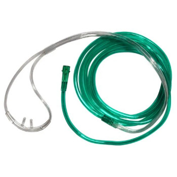 Sunset Standard Adult Cannula with 7ft Supply Tube - High Flow