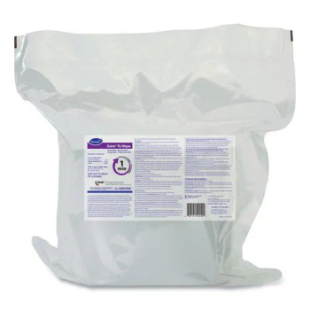 Oxivir TB Disinfectant Wipes, 160 Roll/Pack, 4 Refill Packs