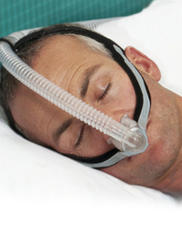 Opus 360 Nasal Pillows Mask with Headgear