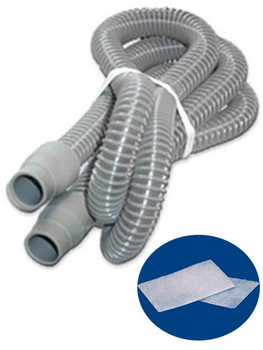 Replacement Tubing & Filter Kit For ResMed S9 & AirSense 10 CPAP Machines
