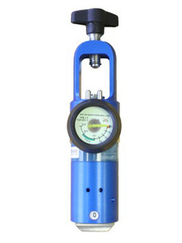 Oxygen Tank Regulator Flow Meter