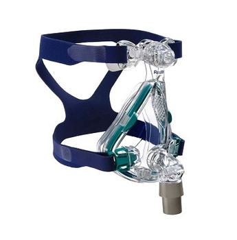Mirage Quattro Full Face Mask System with Headgear