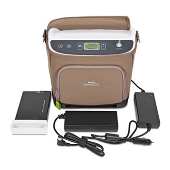 Philips Respironics SimplyGo Portable Oxygen Concentrator on the Go Bundle