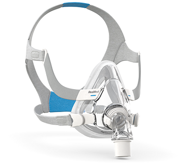 AirTouch F20 Full face mask with Headgea