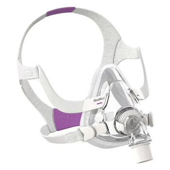 ResMed AirTouch F20 For Her Full Face CPAP Mask Pack with Headgear