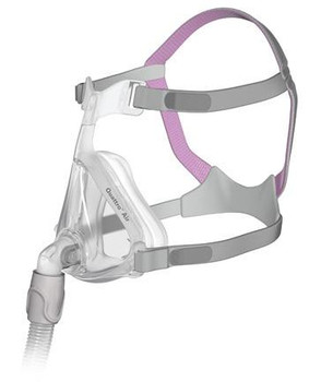 ResMed Quattro Air for Her Full Face Mask System with Headgear