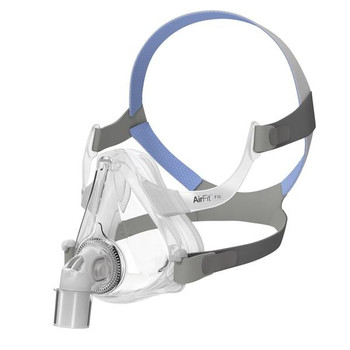 Resmed AirFit F10 Full Face Mask System with Headgear (Non-Retail Packaging)